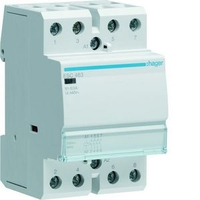 Installation contactor for distribution board