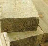 2.4m Softwood Sleeper 100x200mm