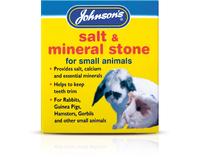 Johnson's Small Animal Salt & Mineral Stone x 6
