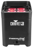 CHAUVET DJ Freedom Par Quad-4 IP Indoor/Outdoor Battery-Powered Wireless LED Par-Style Wash Light
