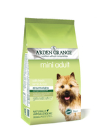 Arden Grange Adult MINI Dog Lamb 2kg
