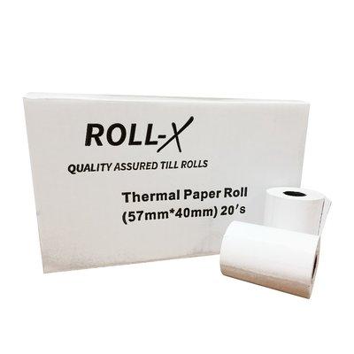 Thermal Paper Till /Printer Rolls 20x80ml