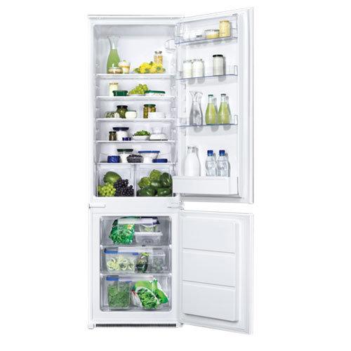 Zanussi Low Frost Integrated Fridge Freezer
