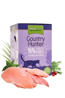 Natures Menu Country Hunter Cat Pouch Turkey & Rabbit 85g 6-Pk x 3