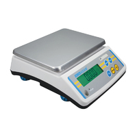 LBK Weighing Scales, 6kg, 1g resolution, 250x180mm pan size