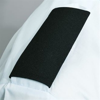 Black Epaulette for Security Shirt