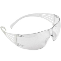 3M SecureFit SF201 PC Clear lens AS+AF Coating
