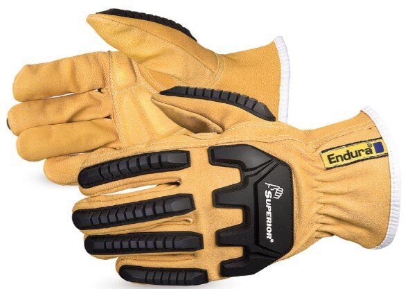 ARC Flash Resistant Kevlar®-Lined Anti Impact Gloves