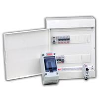 Garo GI267BKIT 63A Type B 2 Row Consumer Unit & OCD