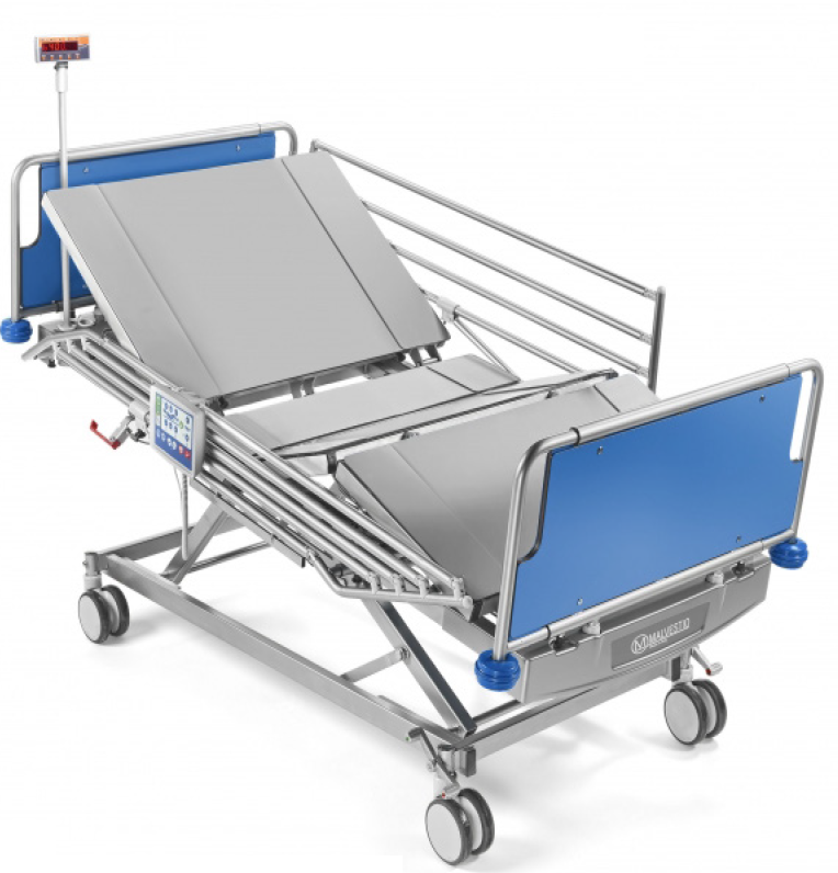 Pro Axis 2 Bariatric Bed