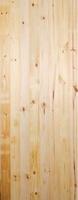 Frameless Ledged & Sheeted Door 80x32 inch