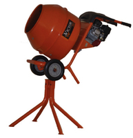 The VICTOR Honda Engine Mixer for industrial use