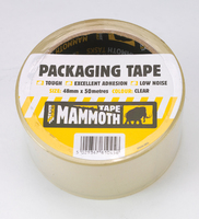 Clear Packing Tape 48mm x 50mtr