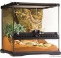 Exo-Terra Glass Terranium Mini/Wide 30 x 30 x 30cm x 1
