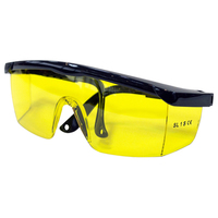 Safety Glasses Yellow Lens