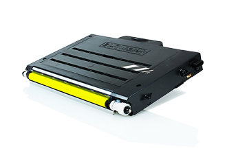 Compatible Samsung CLP-510D5Y/ELS Yellow 5000 Page Yield