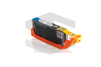 Compatible Canon 0331C001AA CLI-571BK XL Black 895 Page Yield