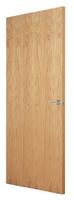 Indoors Flush Oak Veneer Match Fd30 F/S Door 78X30 44Mm