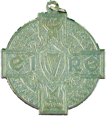 50mm Budget GAA Medal (Silver)