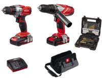 Einhell Power X-Change 18V Cordless Drill Kit