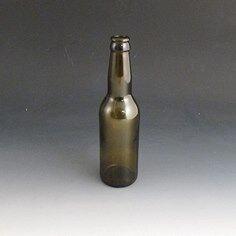330ml amber beer bottle