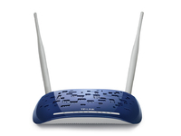TP-LINK 300Mbps Wireless N ADSL2+ Modern Rout