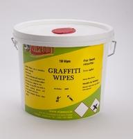 GRAFFITI WIPES TUB 150