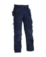 Blaklader 1530-1860 Men's Work Trousers Navy