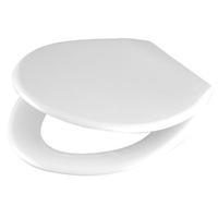 Thermoplastic Toilet Seat, White 319 (Sapphire)