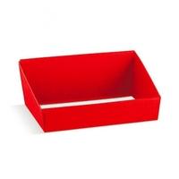 HAMPER 500x375x160 RED BASKET (13737) (PACK 30)