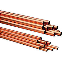 "1"" COPPER PIPE LENGTH 5.5MTR"