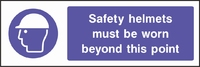 Mandatory and Personal Protective Equipment Sign MAND0015-0832