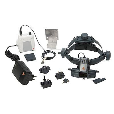HEINE Omega 500 Kit 2 + EN50 Transformer XHL 6V