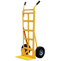 Heavy Duty Flat Back Lattice Sack Truck