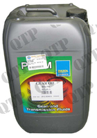 Oil 20 Ltr. 80/90 MP Gear Oil