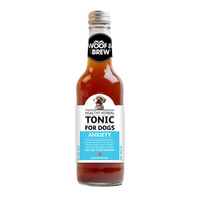 Woof & Brew Anxiety Herbal Tonic 330ml x 1
