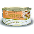 Applaws Cat Can - Chicken & Mackerel in Jelly 70g x 24
