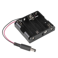 Battery Holder 4AA