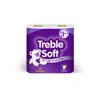 Treble Soft 3ply 10x4pk