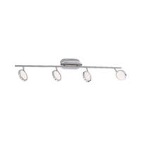 Paul Neuhaus Nola Warm White 4 x 4.6W LED Chrome Bar Light | LV2002.0004