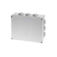 Junction box no.3 IP65 200x155x80