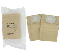 10 Pack - Victor D9A - V9 Canister Paper Bags