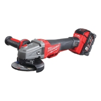 MILWAUKEE M18CAG115XPDB-502X Braking Grinder