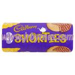Cadburys Choc Shortcake 300g x21