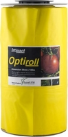 Optiroll Roller Trap 100m x 30cm - Yellow