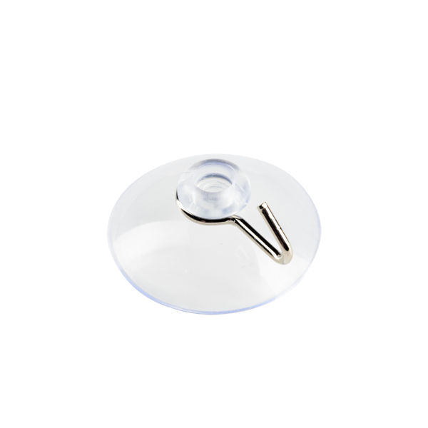 SHOPWORX SUCTION CAPS with hook (Pack 12)