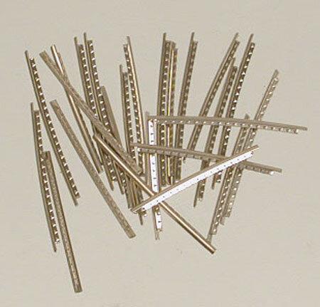 Fretwire set, 24 single frets. 2mm