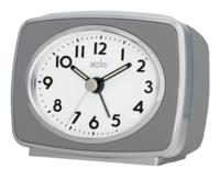 ACCTIM ALARM CLOCK RETRO 3 GREY