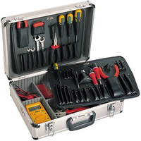 CLARKE Aluminium Tool Case  ATC35
