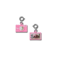 CHARM IT Camera Charm. (Priced in singles, order in multiples of 6)
